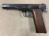 FN Model 1922 .32acp Pistol Nazi WWII Vintage