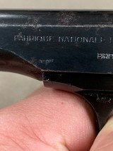 FN Model 1922 .32acp Pistol Nazi WWII Vintage - 6 of 7