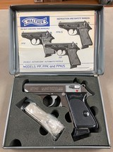 Walther Model PPK .380 Stainless