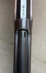 Winchester Model 1892 .38WCF (.38-40) Circa 1905 - 9 of 13
