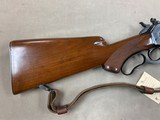 Winchester Model 71 .348 Deluxe Circa 1937 - Minty - - 4 of 13