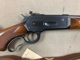 Winchester Model 71 .348 Deluxe Circa 1937 - Minty - - 2 of 13