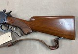 Winchester Model 71 .348 Deluxe Circa 1937 - Minty - - 8 of 13