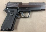 Browning BDA .45acp (as made by Sig) - excellent - - 2 of 5