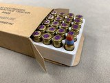 US M939 9mm Practice Tracer Ammunition - Full Box - - 1 of 3