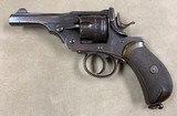 Webley Mark I Revolver - original Naval Issue