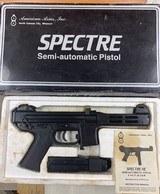 Spectre 9mm Assault Pistol - ANIB -