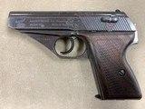 Mauser Model HSC .380 ACP Caliber