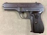 CZ Model 27 .32acp Pistol Nazi Proofed