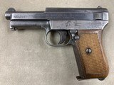 Mauser Model 1934 .32acp Pistol - original -