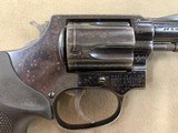 Smith & Wesson Chief's Special Model 36 Engraved .38 Special - 4 of 9