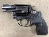 Smith & Wesson Chief's Special Model 36 Engraved .38 Special