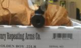 New Henry Goldenboy .22 LR Lever Action Rifle, Octagonal Barrel - 6 of 6