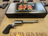 "Magnum Research .45LC/410 Revolver with 7.5"" Barrel NIB - 1 of 9"