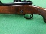 Winchester M70 Super Grade 300 WM w/t Leupold 3.5 X 10 Scope - 4 of 13