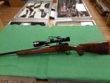 Winchester M70 Super Grade 300 WM w/t Leupold 3.5 X 10 Scope - 1 of 13