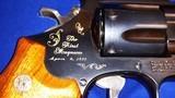 NIB Smith & Wesson, 27-3, 50th Anniversary, 357 Mag - 3 of 8