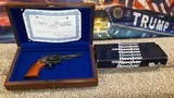 NIB Smith & Wesson, 27-3, 50th Anniversary, 357 Mag - 1 of 8