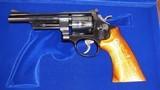 NIB Smith & Wesson, 27-3, 50th Anniversary, 357 Mag - 5 of 8
