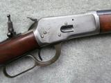 Winchester 1892 92 25-20 carbine - 4 of 5