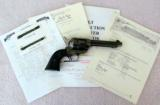 Colt SAA 2nd Gen 260XSA98% - very special - no box - 1956 - 4 of 4