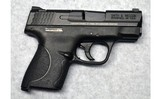 Smith & Wesson ~ M&P9 Shield ~ 9mm - 1 of 3