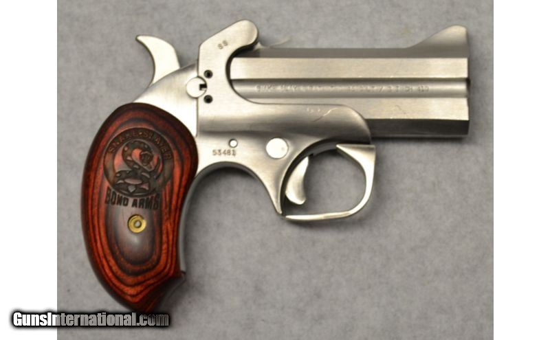 Bond Arms ~ Snake Slayer ~  45 LC/ 410