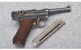Simson & Suhl ~ P.08 ~ 9mm Luger