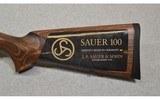 Sauer ~ Model 100 ~ 6.5 mm Creedmoor - 3 of 14