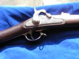 Norfolk Contract M1861 Springfield 1863 Rifled Musket - 4 of 10
