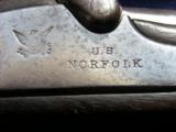 Norfolk Contract M1861 Springfield 1863 Rifled Musket - 6 of 10