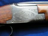 BROWNING SUPERPOSED 12 GA FN BELGIUM c1957- 3 of 12