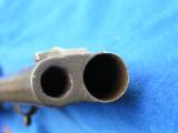 Nelson Lewis Double Combination Percussion Shotgun Rifle - 2 of 12