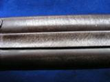 Nelson Lewis Double Combination Percussion Shotgun Rifle - 10 of 12