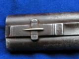 Nelson Lewis Double Combination Percussion Shotgun Rifle - 7 of 12