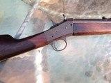 "Remington Rolling Block 22 Model 4. ""UMC"" - 7 of 10"