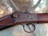 "Remington Rolling Block 22 Model 4. ""UMC"""