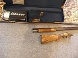 "Blaser F-3 12ga. 32""Sporting Clays gun - 5 of 5"