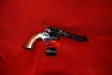 Cimarron Model P Junior in .32/20 with extra .32 HR Magnum Cylinder - 1 of 8