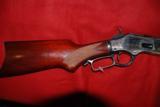 Cimarron 1873 Long Range Deluxe Rifle in .45 Long Colt - 4 of 8