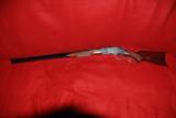 Cimarron 1873 Long Range Deluxe Rifle in .45 Long Colt - 2 of 8