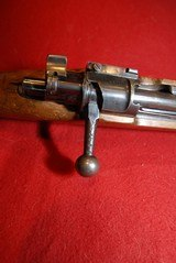 Spanish Air Force M44 Mauser Rifle - 3 of 8