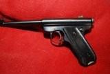 Ruger Standard Model Silver Eagle .22 LR Semi Auto Pistol - 2 of 7