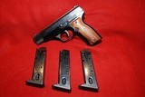 Colt All American Model 2000 First Edition Double Action Semi Auto 9mm Pistol