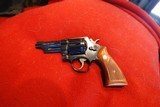 Smith and Wesson Model 520 NYSP Edition .357 Magnum revolver