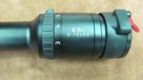 Leica ERi 3-12x50 Scope with Butler Creek lens covers.- 3 of 13