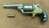 Moore's Pat. Firarms Co. Front Loading Revolver