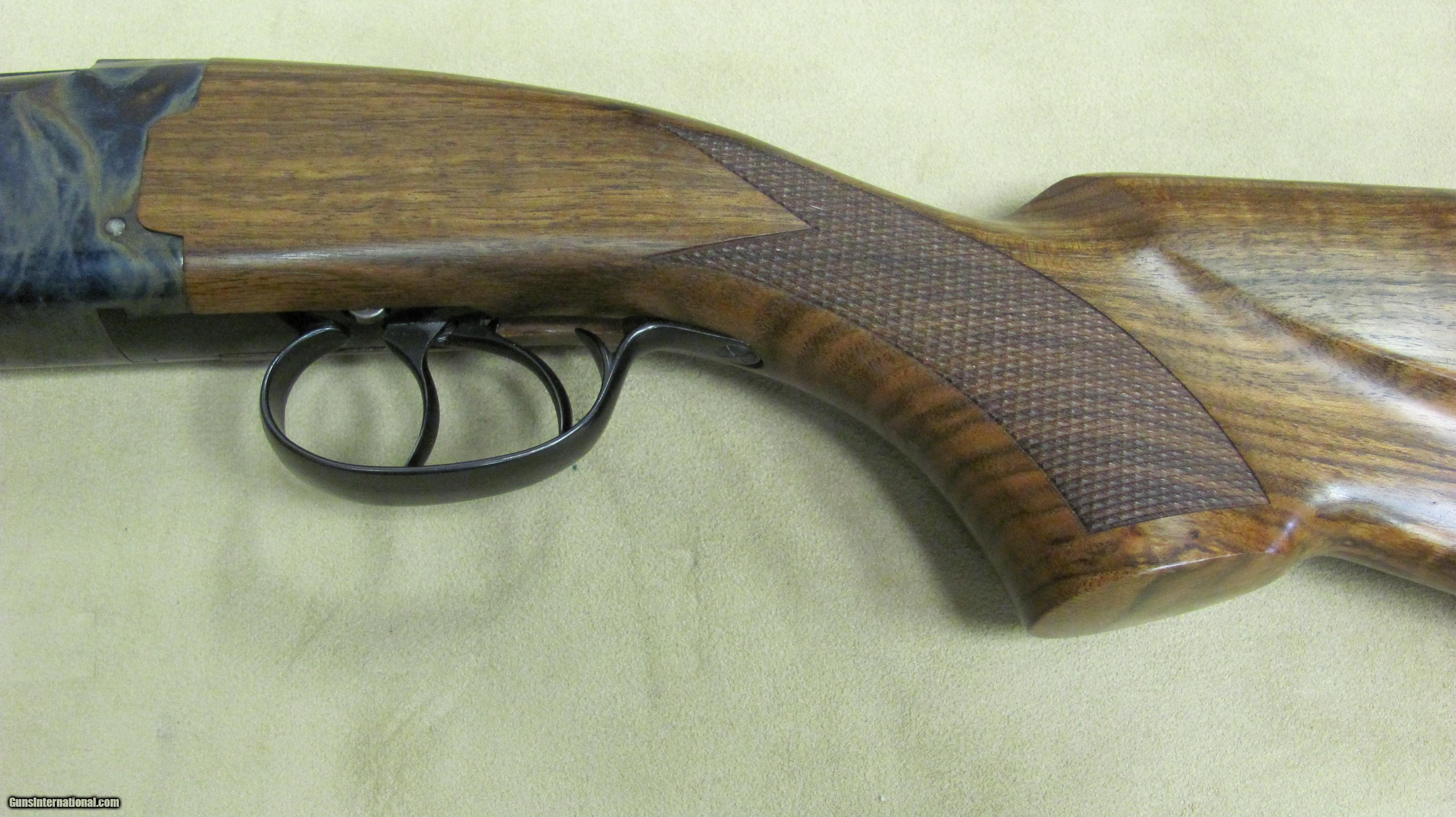 Verney Carrone Over/Under Double Rifle Sagitaire Model 9 3x74R