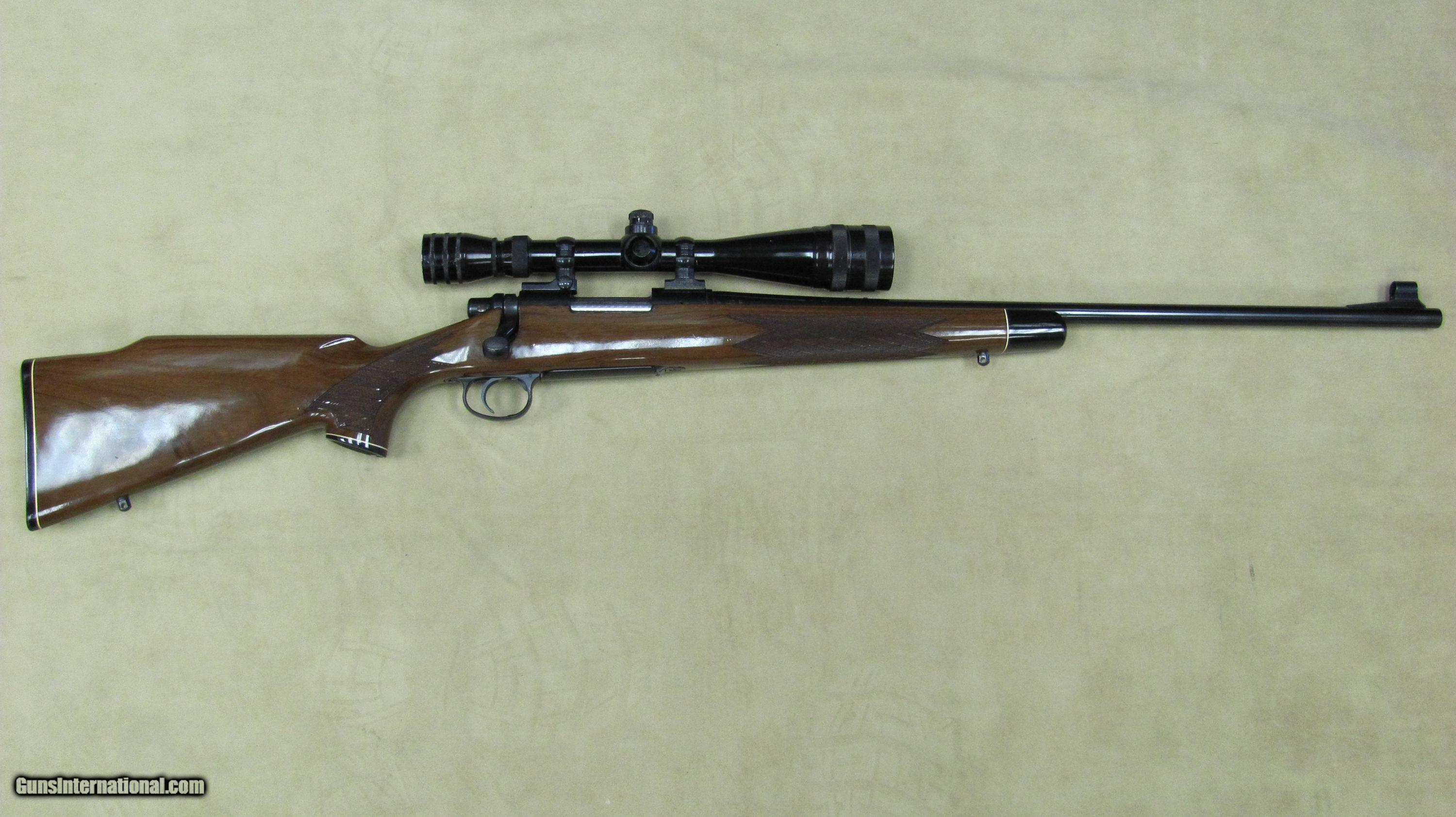vintage remington 700 bdl .223 caliber rifles