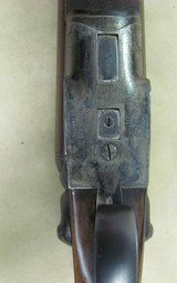 Cogswell & Harrison 12 Ga. Engraved Hammer Double Barrel - 15 of 20